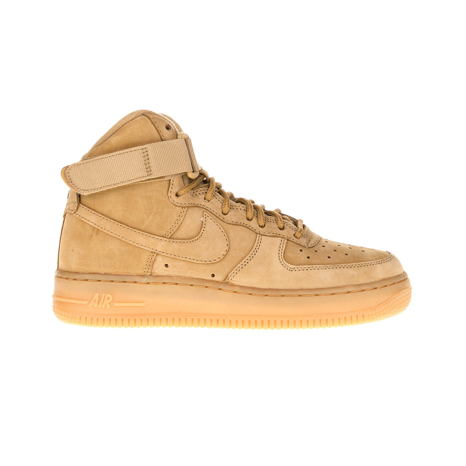 NIKE – Παιδικά μποτάκια AIR FORCE 1 HIGH LV8 ΝΙΚΕ καφέ