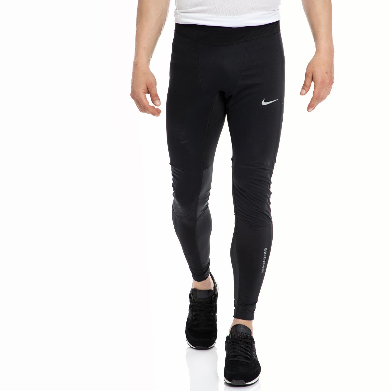 NIKE - Αντρικό κολάν NIKE DRI-FIT SHIELD TIGHT μαύρο ανδρικά ρούχα αθλητικά κολάν