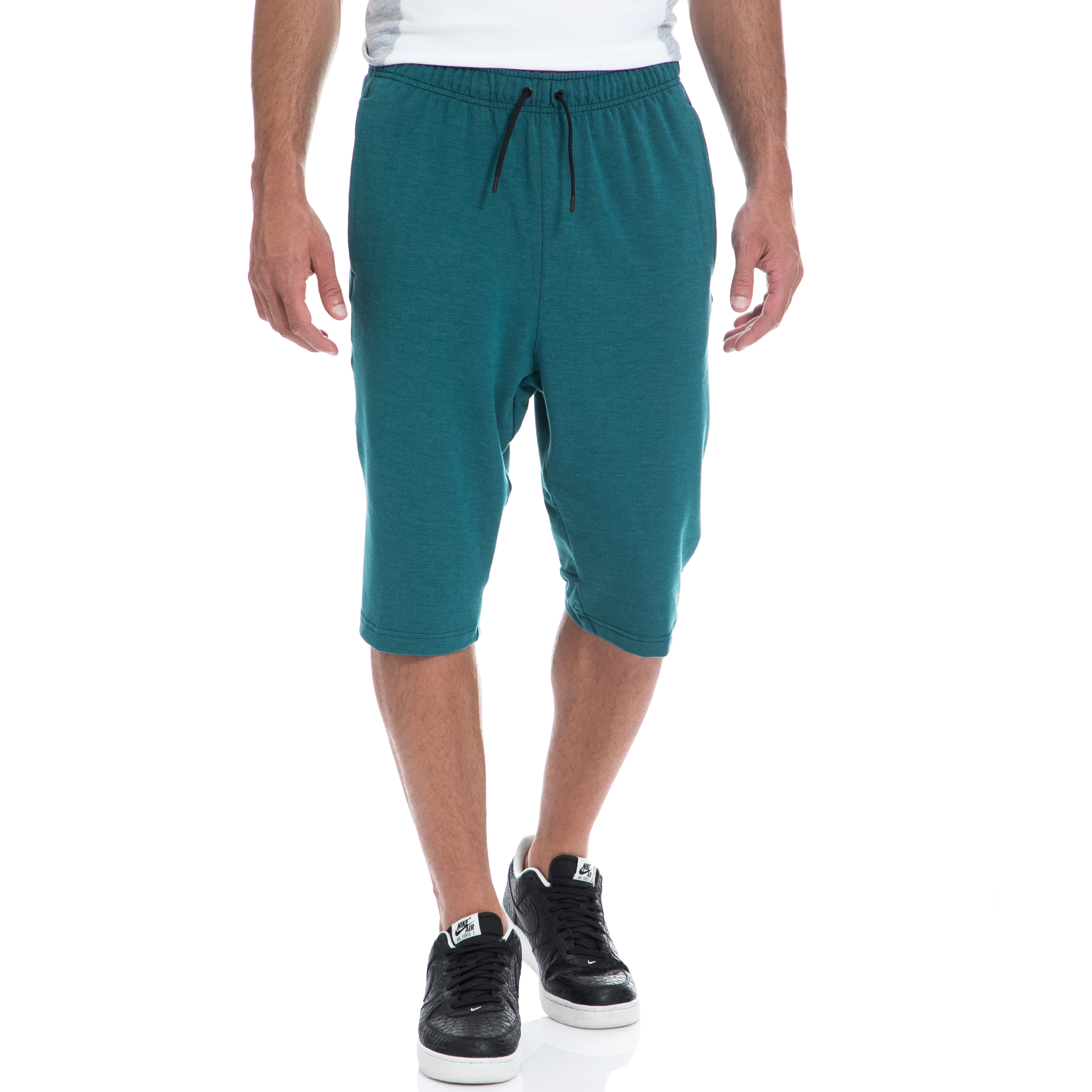 NIKE - Αντρική βερμούδα NIKE πράσινη ανδρικά ρούχα σορτς βερμούδες αθλητικά