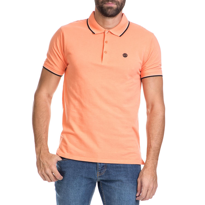 ELEMENT – Ανδρική πόλο μπλούζα ELEMENT πορτοκαλί