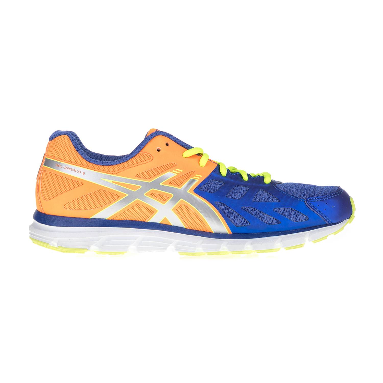 ASICS (FO) – Ανδρικά αθλητικά παπούτσια Asics GEL-ZARACA 3 μπλε – πορτοκαλί