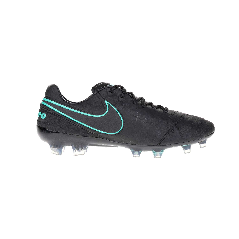 NIKE - Ανδρικά παπούτσια NIKE TIEMPO LEGEND VI FG μαύρα ανδρικά παπούτσια αθλητικά football