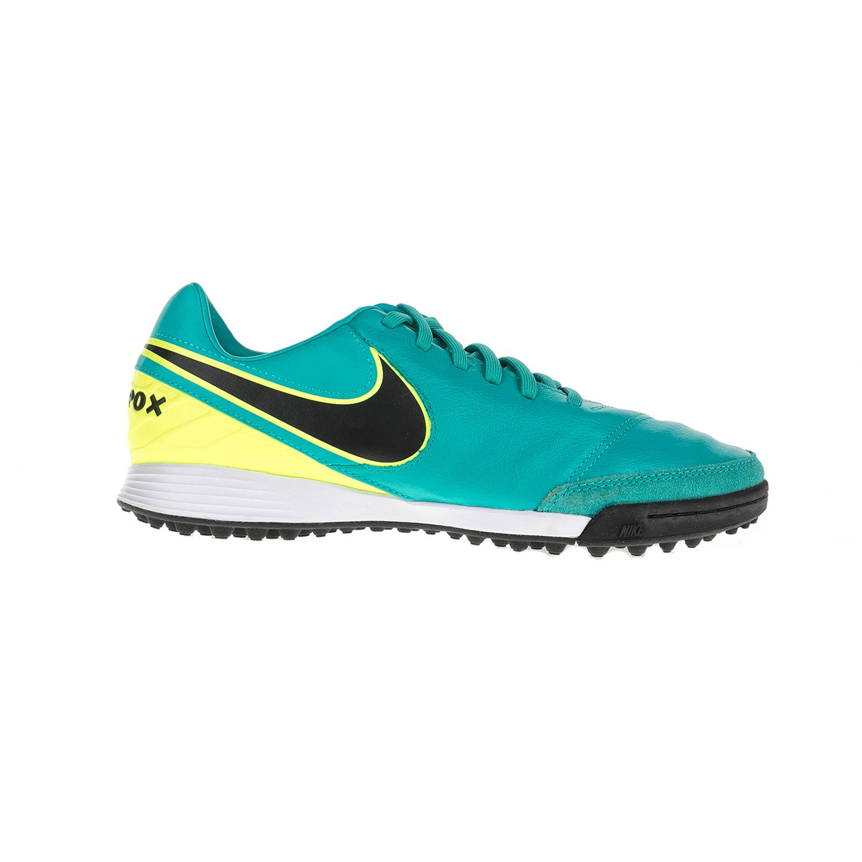 NIKE – Ανδρικά παπούτσια Nike TIEMPOX MYSTIC V TF τιρκουάζ