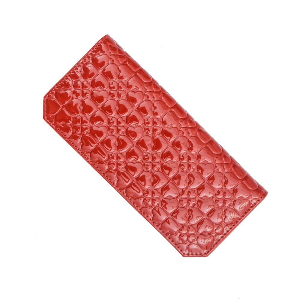 FOLLI FOLLIE – Γυναικείο πορτοφόλι-θήκη καρτών Folli Follie κόκκινο