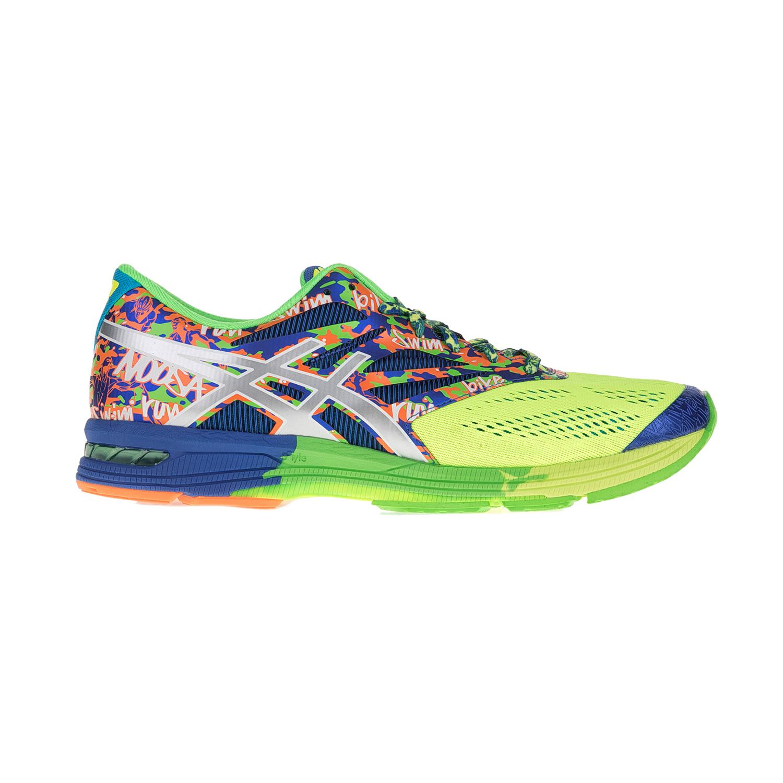 ASICS (FO) - Ανδρικά αθλητικά παπούτσια Asics GEL-NOOSA TRI 10 κίτρινα - μπλε ανδρικά παπούτσια αθλητικά running