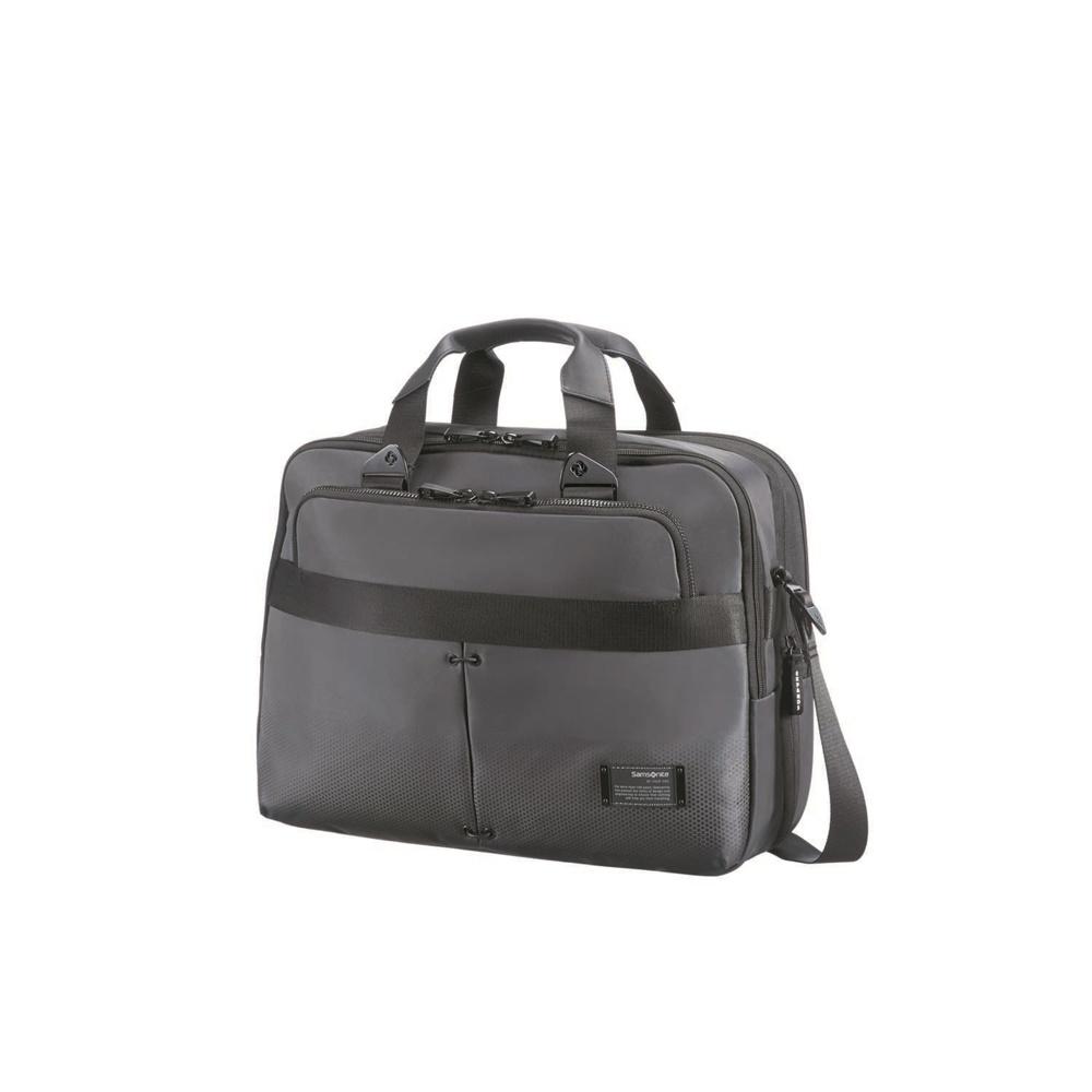 SAMSONITE – Τσάντα laptop CITYVIBE BAILHANDLE γκρι
