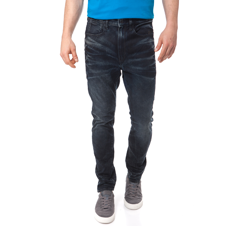 G-STAR RAW - Ανδρικό τζιν παντελόνι G-Star Raw μπλε ανδρικά ρούχα παντελόνια jean
