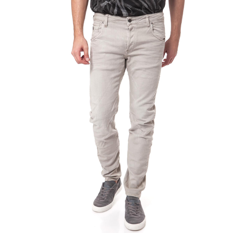G-STAR RAW - Ανδρικό τζιν παντελόνι G-Star Raw μπεζ ανδρικά ρούχα παντελόνια jean