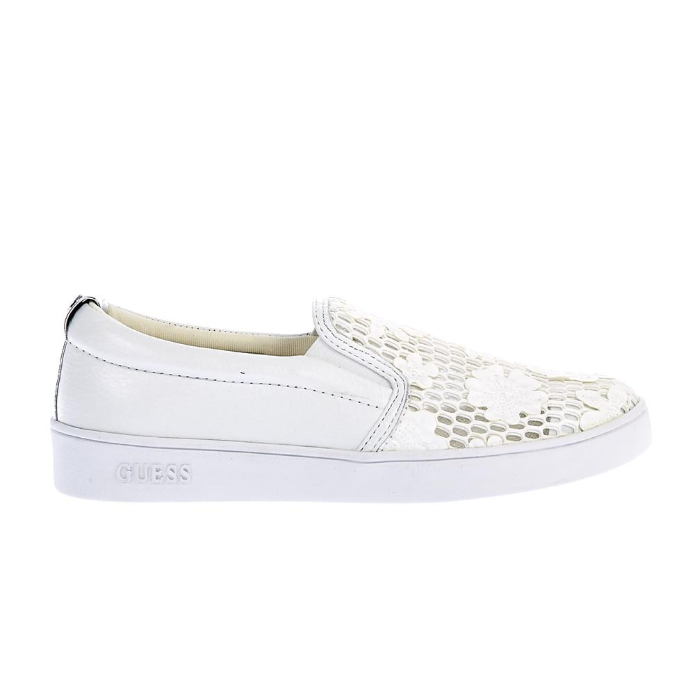 6fcd61e95f99 GUESS - Γυναικεία παπούτσια Guess λευκά ⋆ egynaika.gr
