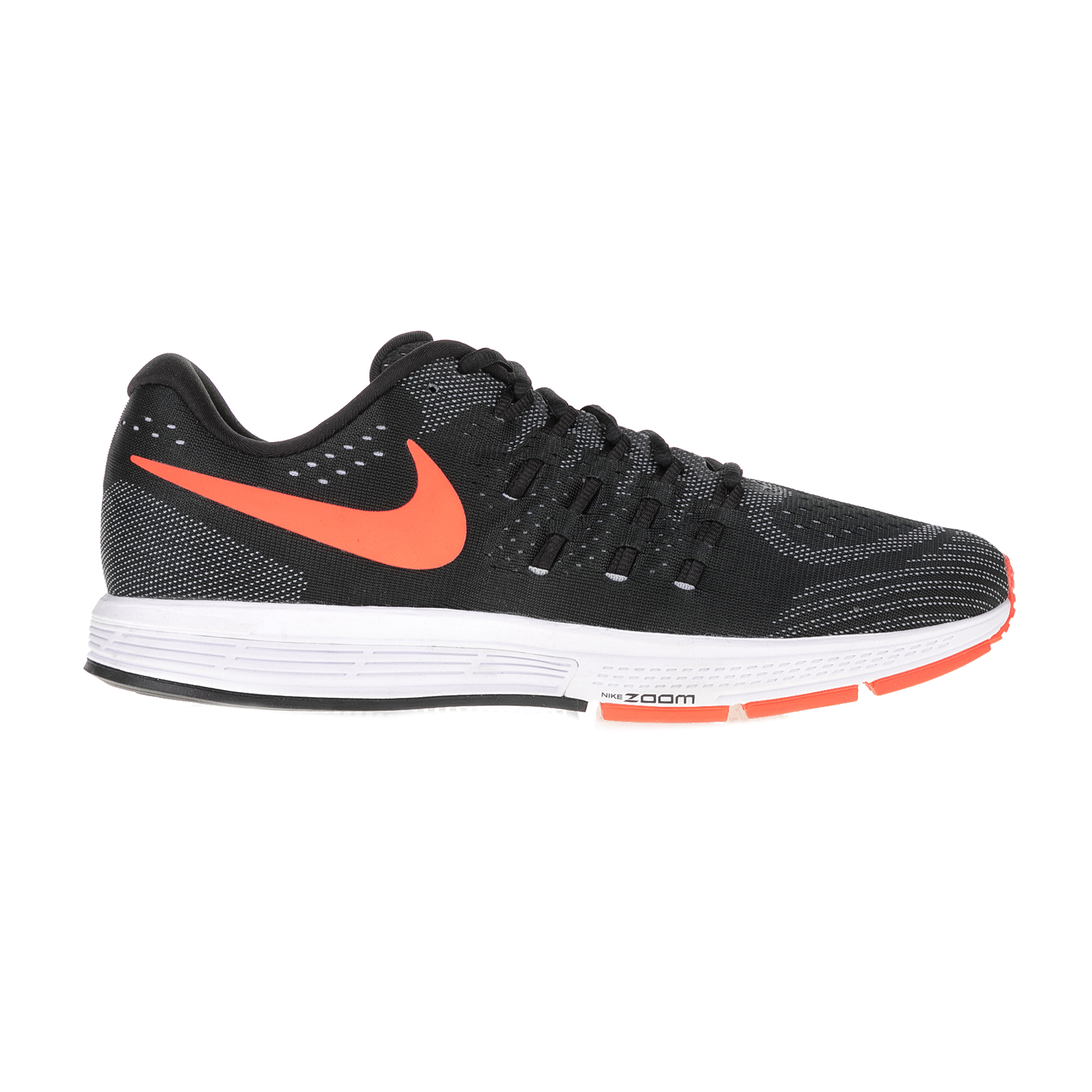 NIKE – Ανδρικά αθλητικά παπούτσια NIKE AIR ZOOM VOMERO 11 μαύρα-πορτοκαλί