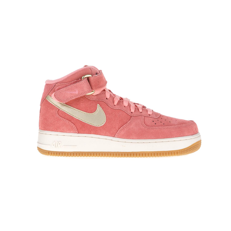 NIKE – Γυναικεία παπούτσια NIKE AIR FORCE 1 '07 MID Seasonal ροζ