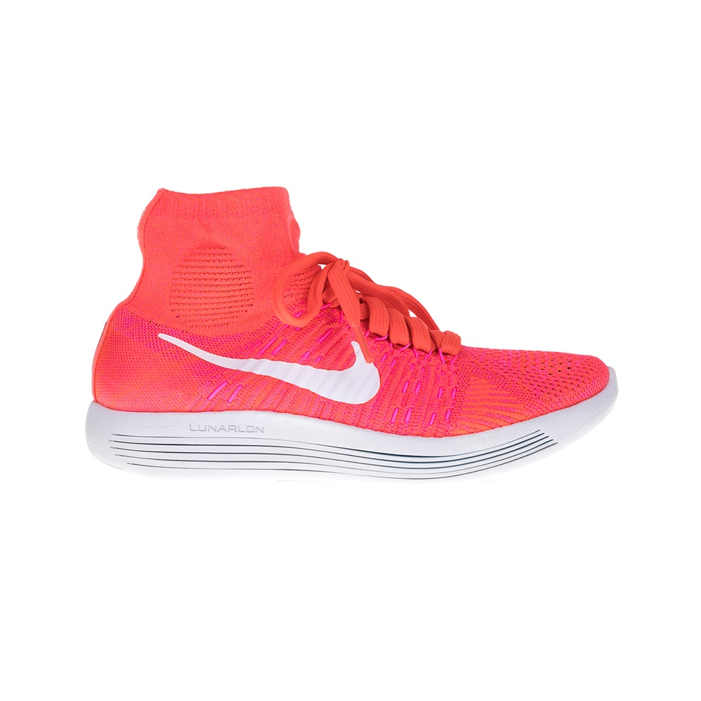 19cf9156a08 NIKE - Γυναικεία παπούτσια NIKE LUNAREPIC FLYKNIT κόκκινα ...
