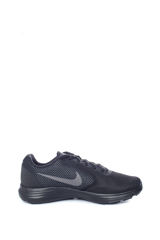 NIKE – Ανδρικά αθλητικά παπούτσια NIKE REVOLUTION 3 (GS) μαύρα