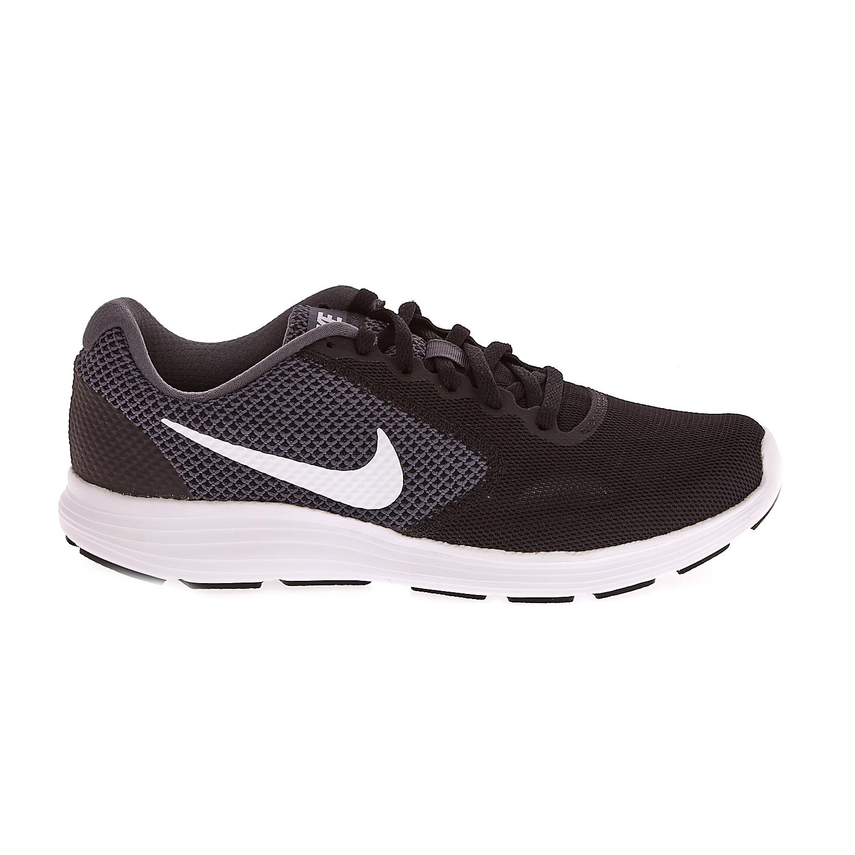 NIKE - Ανδρικά αθλητικά παπούτσια NIKE REVOLUTION 3 μαύρα