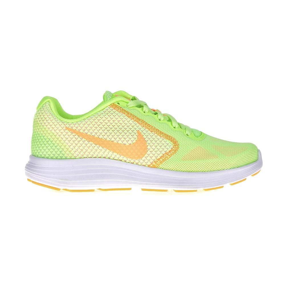 NIKE – Γυναικεία αθλητικά παπούτσια NIKE REVOLUTION 3 πράσινα
