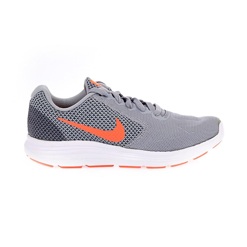 NIKE – Γυναικεία αθλητικά παπούτσια NIKE REVOLUTION 3 γκρι