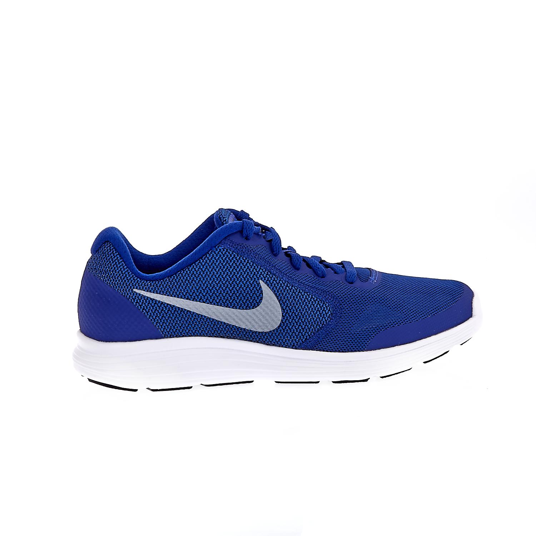 NIKE – Παιδικά αθλητικά παπούτσια NIKE REVOLUTION 3 μπλε