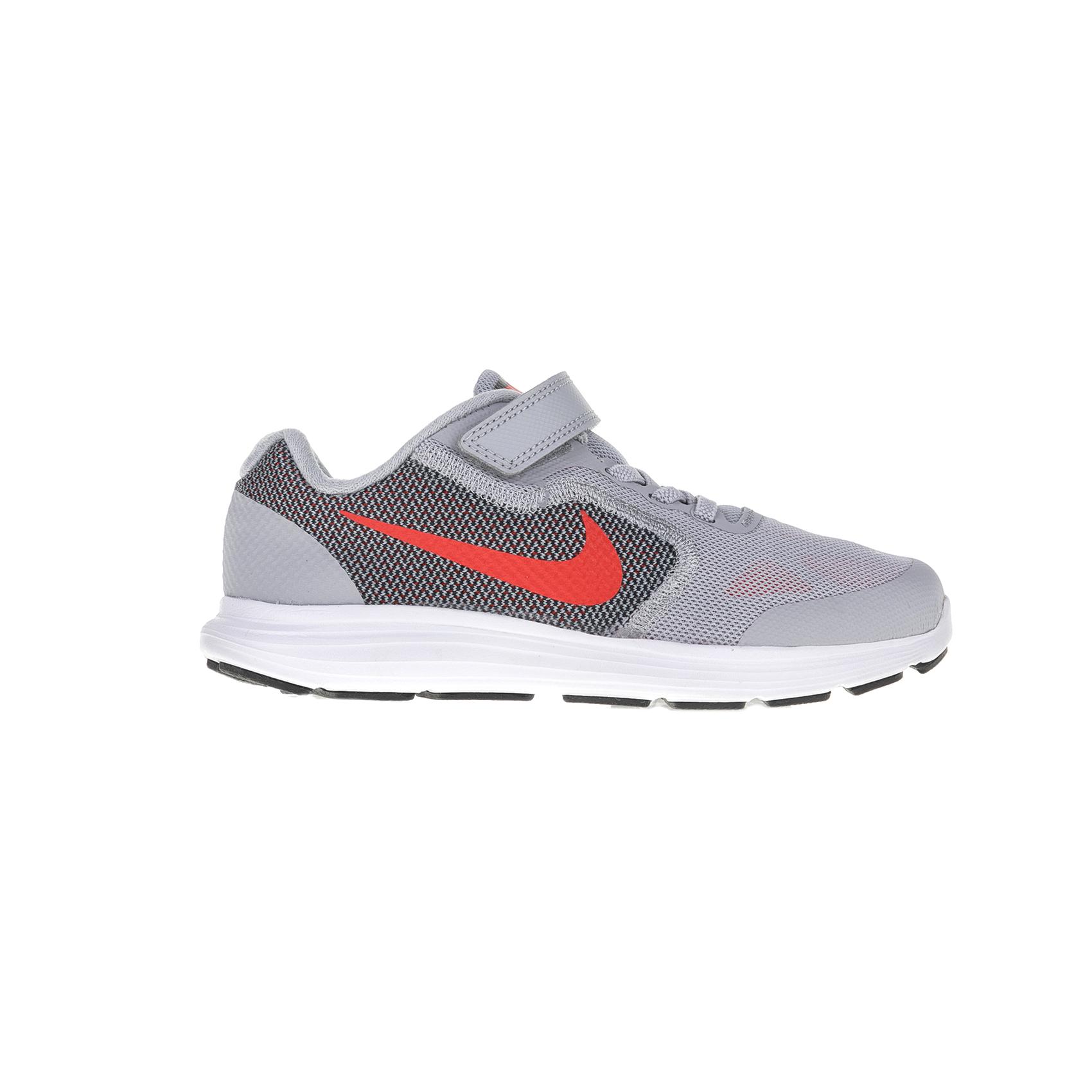NIKE – Παιδικά αθλητικά παπούτσια Nike REVOLUTION 3 (PSV) γκρι