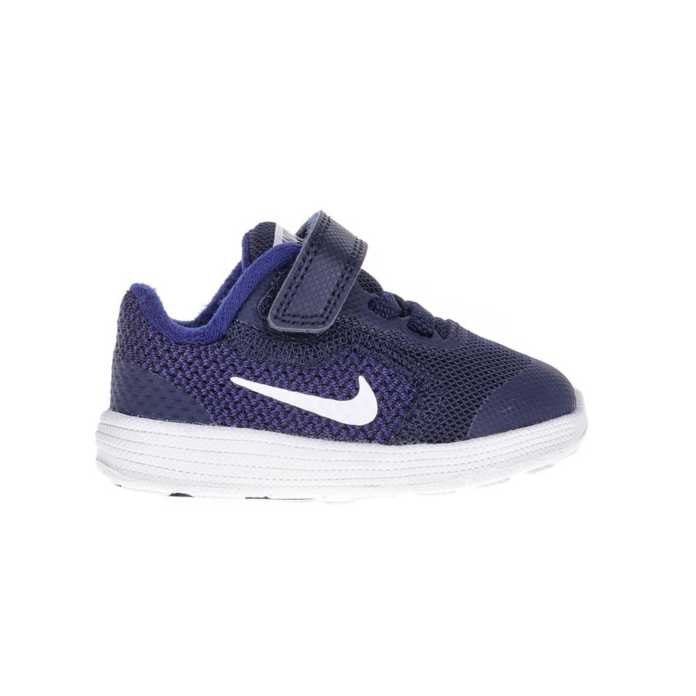 NIKE – Βρεφικά παπούτσια NIKE REVOLUTION 3 μπλε