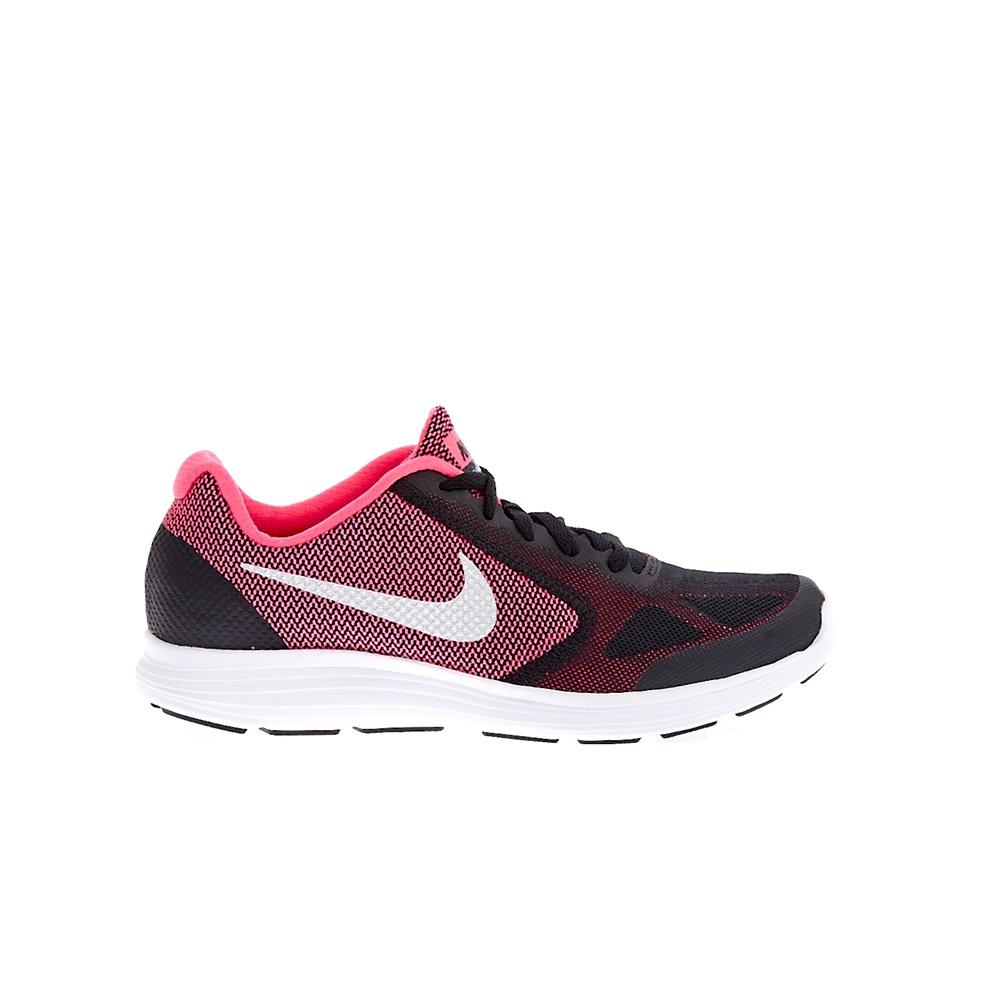 NIKE - Παιδικά αθλητικά παπούτσια NIKE REVOLUTION 3 μαύρα 33b06c0a062