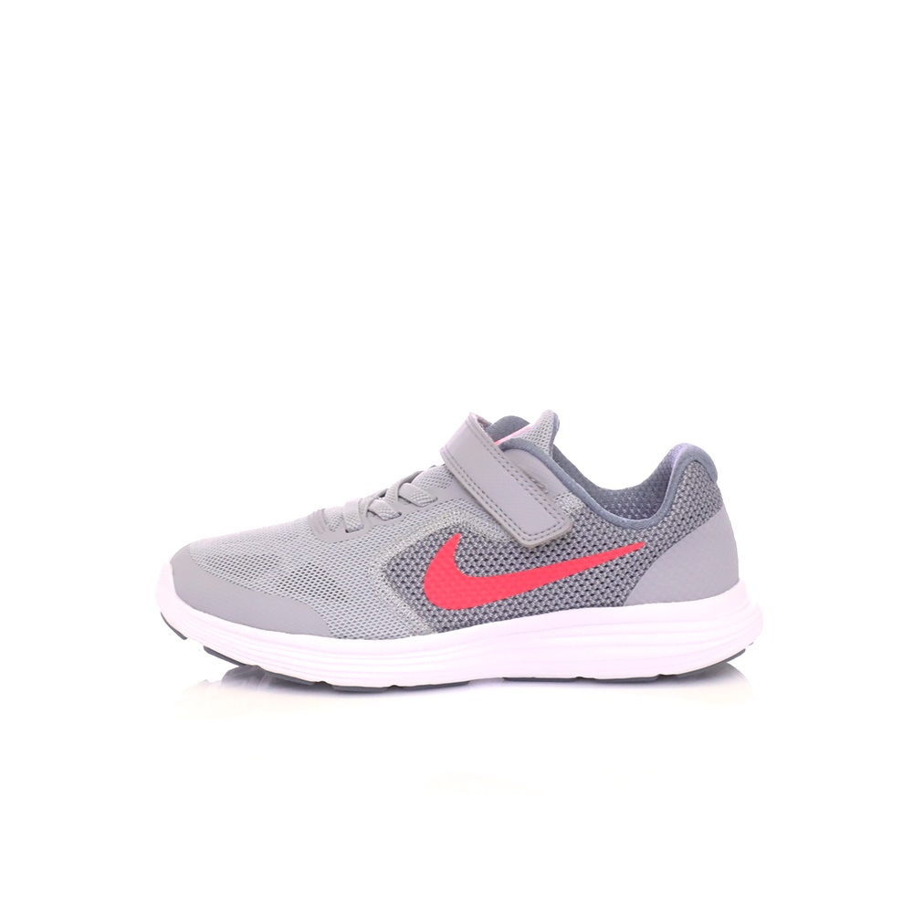 9a03baa7146 NIKE - Παιδικά παπούτσια NIKE REVOLUTION 3 (PSV) γκρι