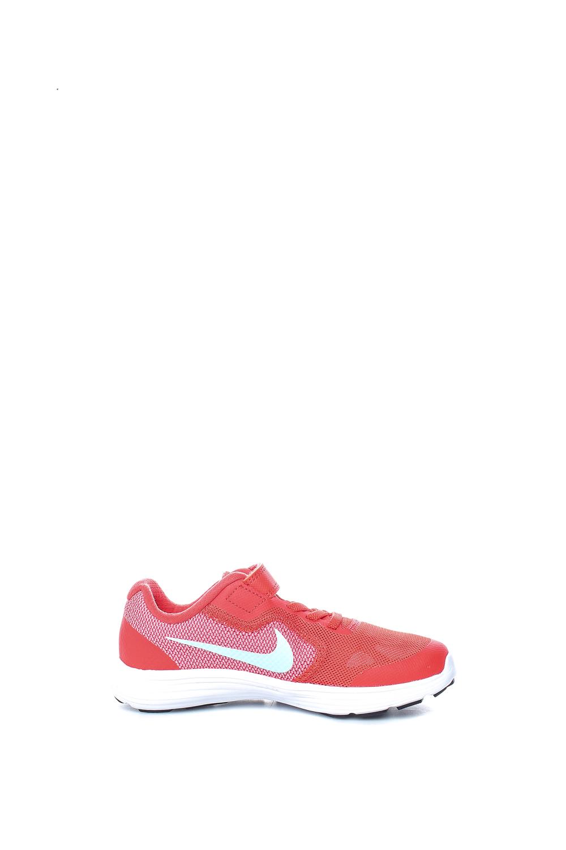 NIKE – Κοριτσίστικα αθλητικά παπούτσια Nike REVOLUTION 3 (TDV) κόκκινα