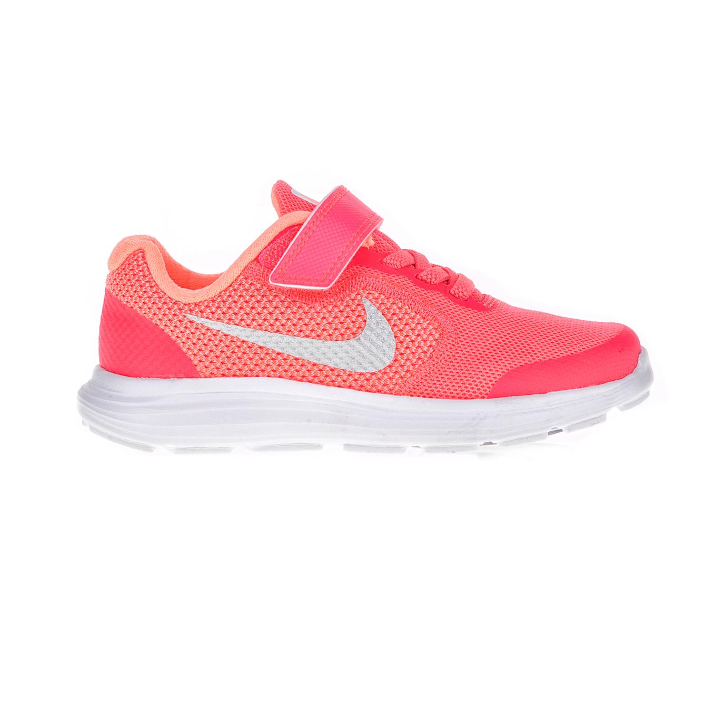 NIKE – Παιδικά αθλητικά παπούτσια NIKE REVOLUTION 3 (PSV) ροζ