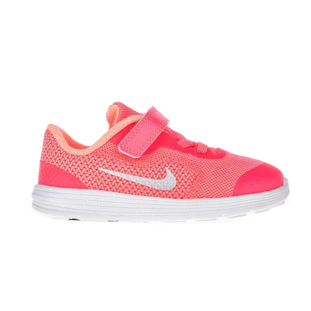NIKE - Βρεφικά παπούτσια NIKE REVOLUTION 3 ροζ