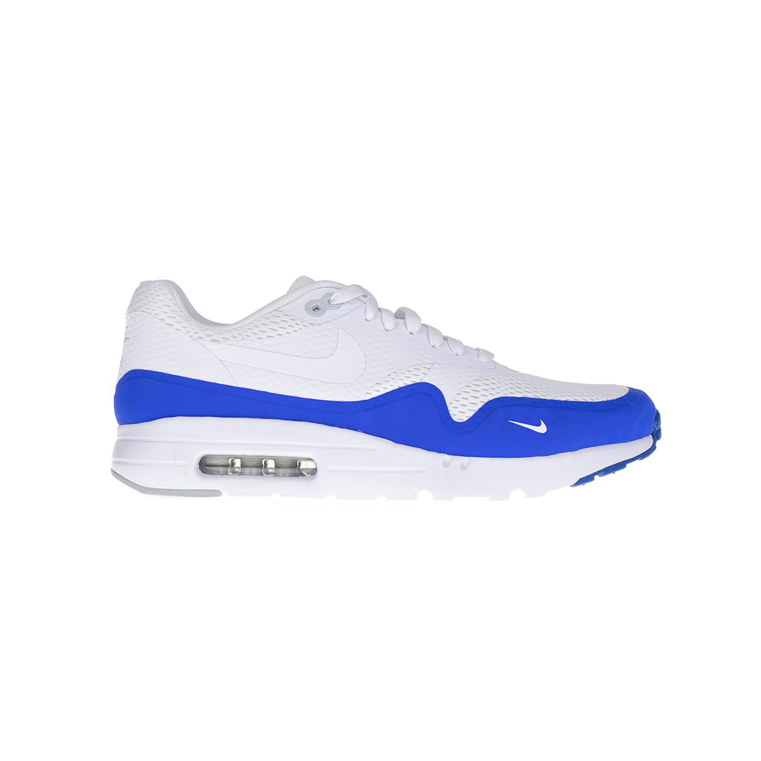 NIKE – Ανδρικά παπούτσια NIKE AIR MAX 1 ULTRA ESSENTIAL λευκά-μπλε