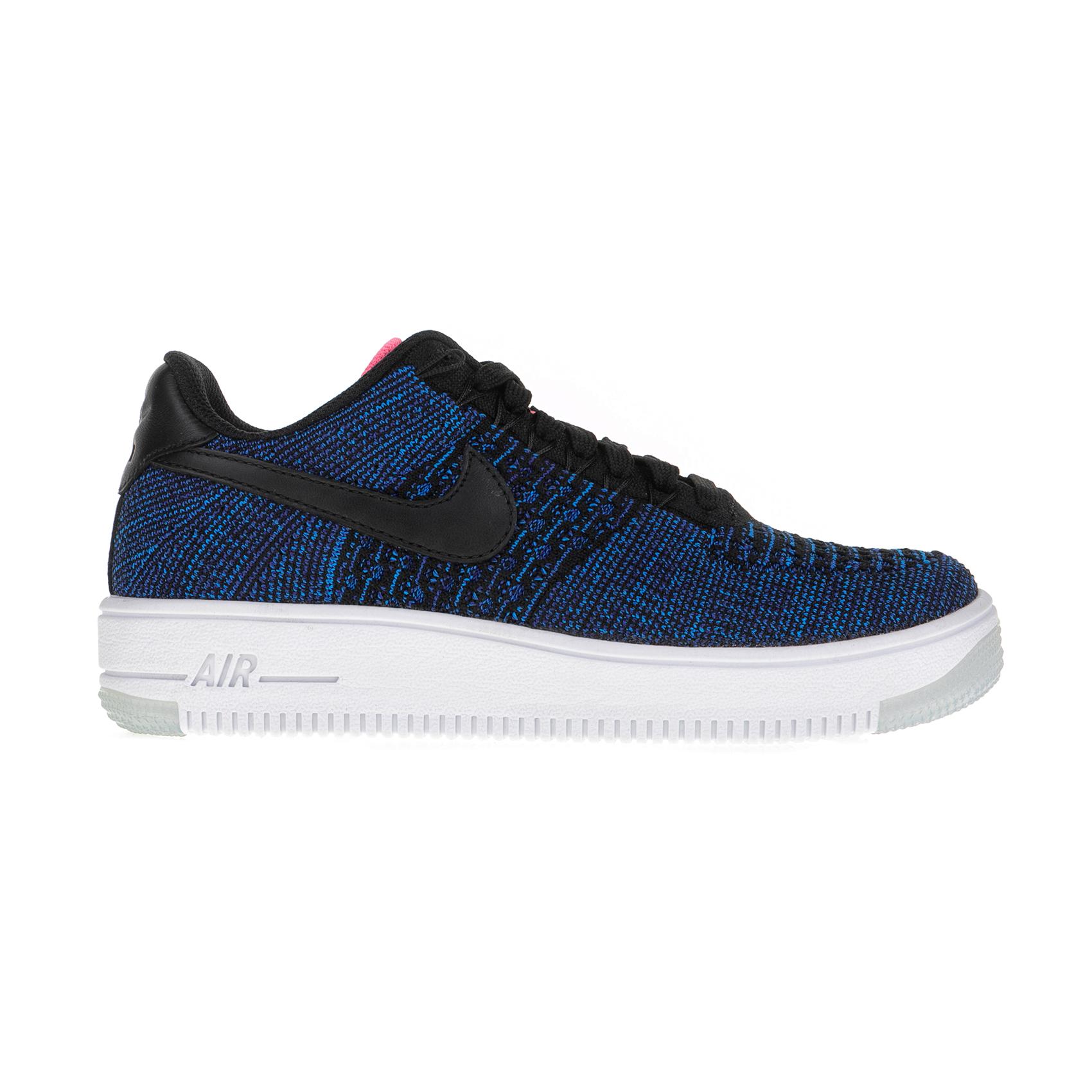 NIKE – Γυναικεία παπούτσια Nike AF1 FLYKNIT LOW μπλε