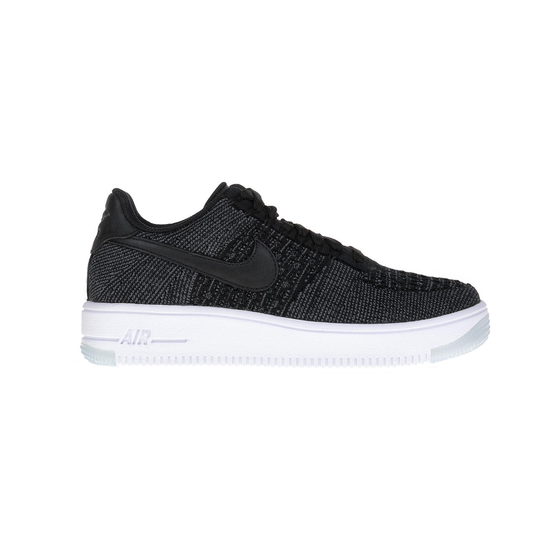 NIKE – Γυναικεία παπούτσια NIKE AF1 FLYKNIT LOW μαύρα