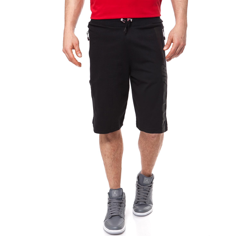 NIKE - Αντρική βερμούδα NIKE μαύρη ανδρικά ρούχα σορτς βερμούδες αθλητικά