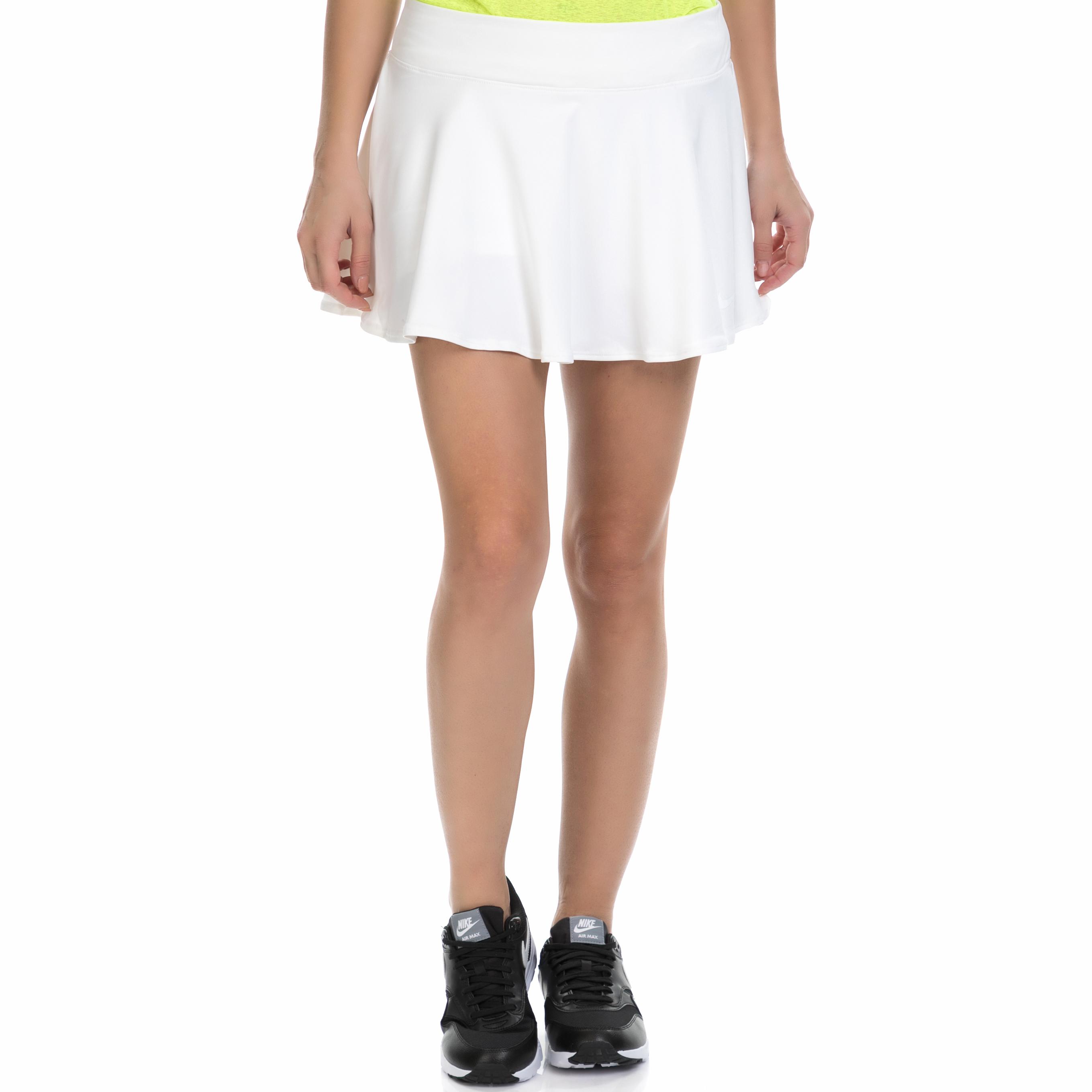 NIKE – Γυναικεία φούστα τένις ΝΙΚΕ BASELINE SKIRT λευκή
