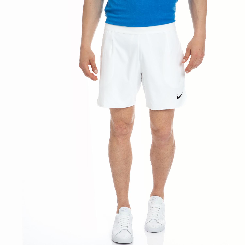 NIKE - Αντρικό σορτς NIKE άσπρο ανδρικά ρούχα σορτς βερμούδες αθλητικά