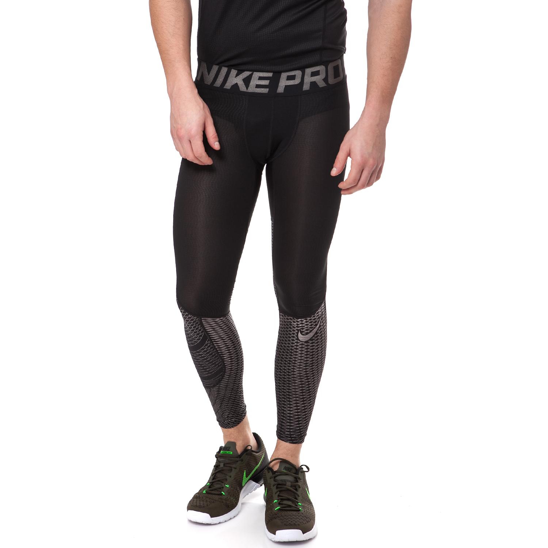 NIKE - Αντρικό κολάν NIKE μαύρο ανδρικά ρούχα αθλητικά κολάν