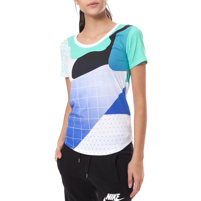 fd3301ab0d7f NIKE - Γυναικεία μπλούζα Nike λευκή ⋆ egynaika.gr