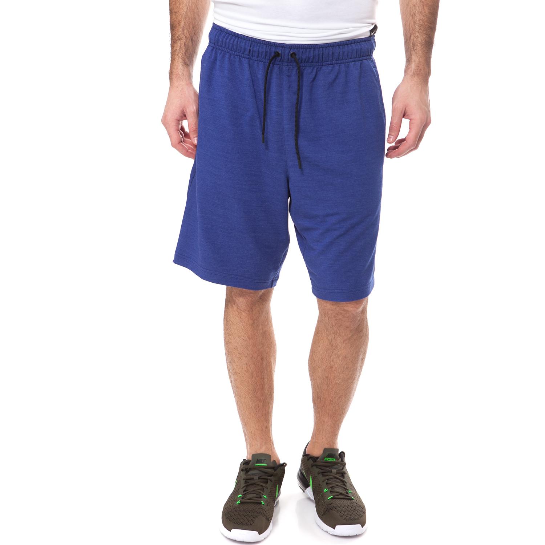 NIKE - Ανδρική βερμούδα NIKE DRY SHORT μπλε ανδρικά ρούχα σορτς βερμούδες αθλητικά