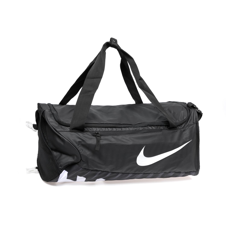 NIKE – Αθλητική τσάντα NΙKΕ ALPHA M DUFF DUFFEL μαύρη