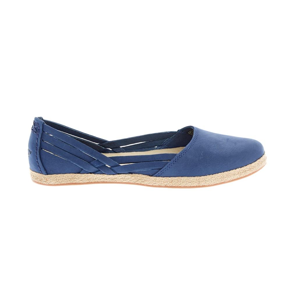 UGG AUSTRALIA - Γυναικείες εσπαντρίγιες UGG TIPPIE μπλε γυναικεία παπούτσια μοκασίνια μπαλαρίνες μοκασίνια
