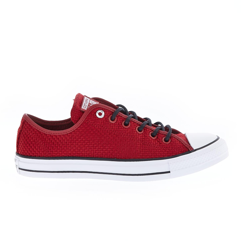CONVERSE – Unisex παπούτσια Chuck Taylor All Star Ox κόκκινα