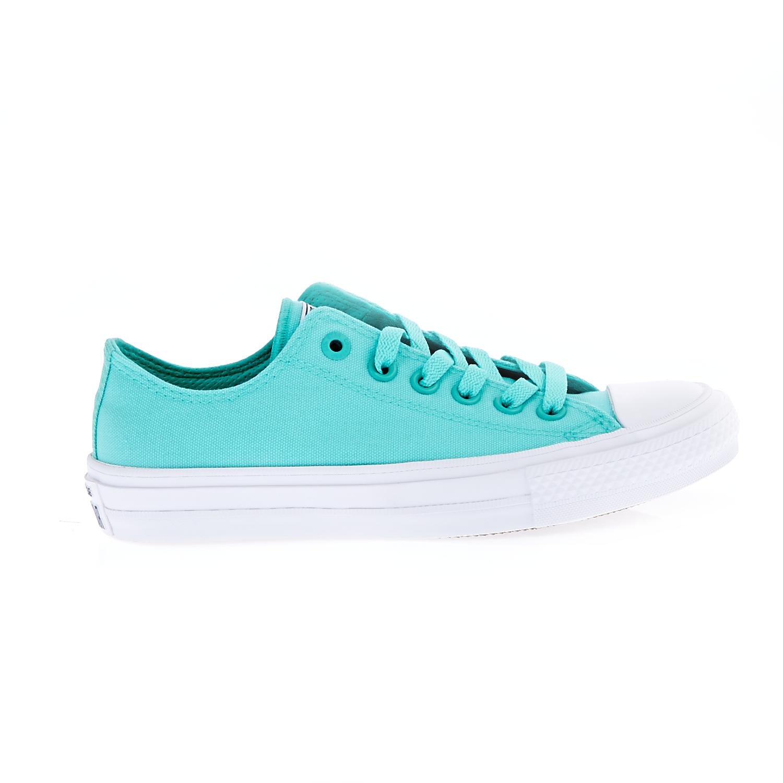 CONVERSE – Unisex παπούτσια Chuck Taylor All Star II Ox μπλε