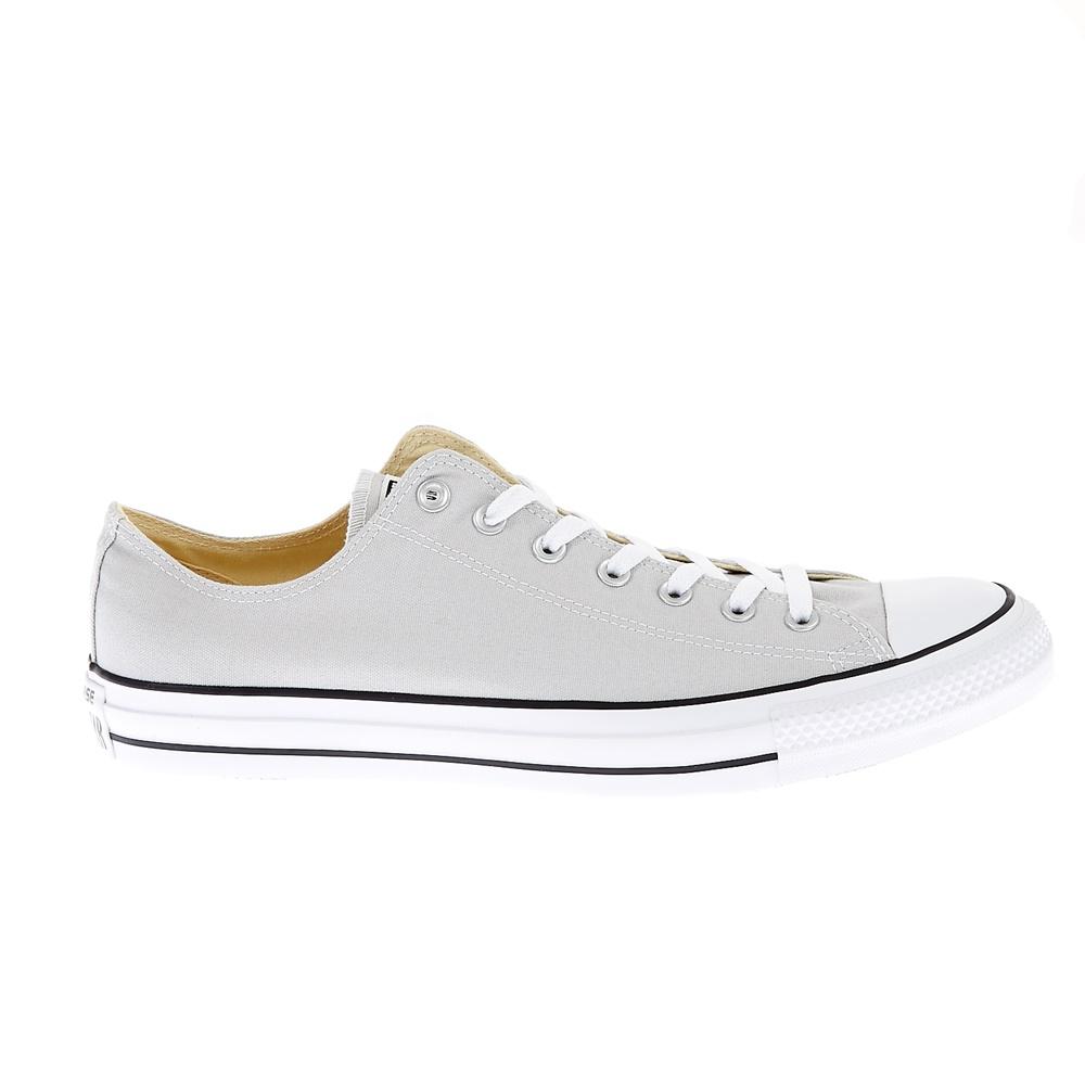 CONVERSE - Unisex παπούτσια Chuck Taylor All Star Ox γκρι γυναικεία παπούτσια sneakers