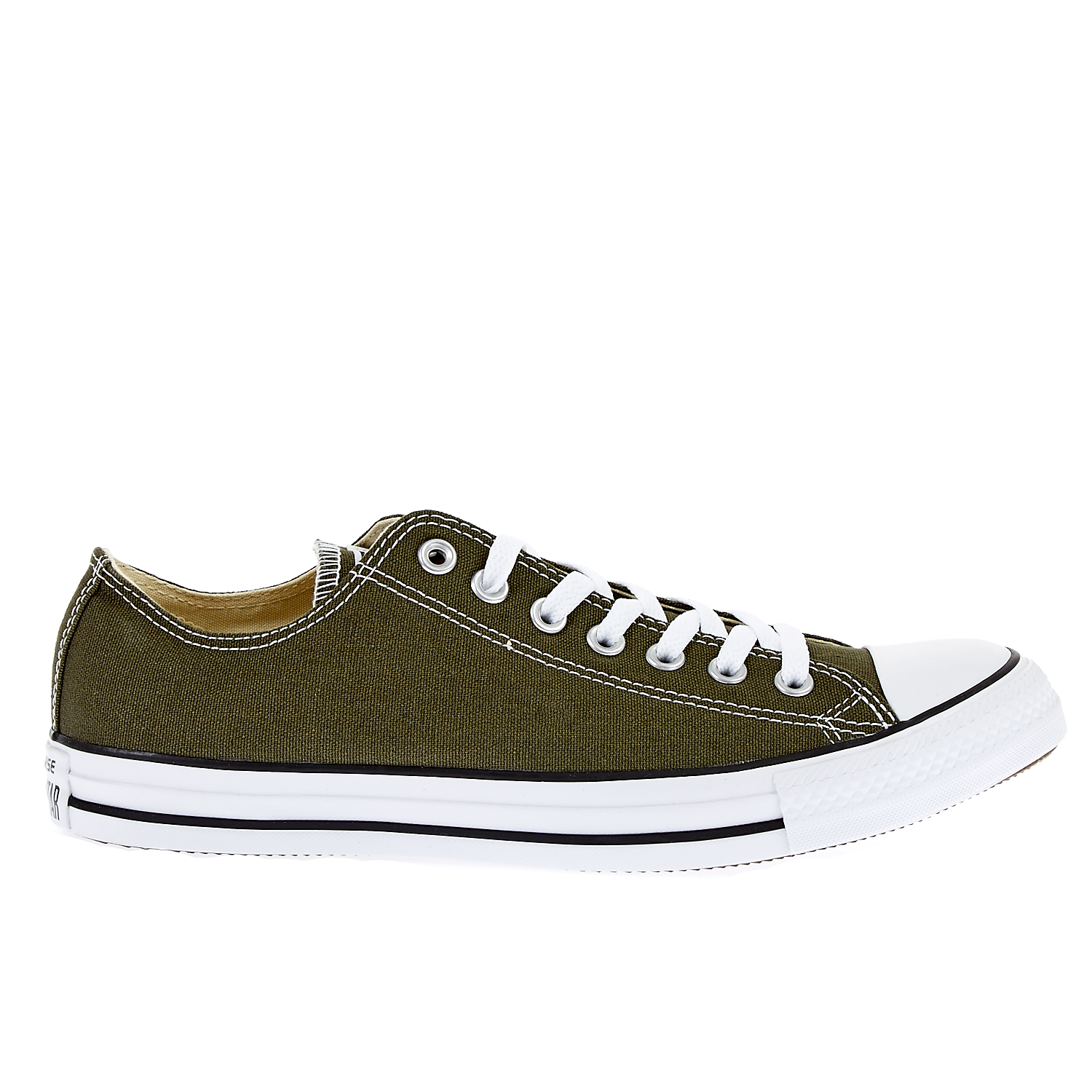 400afb71328 CONVERSE - Unisex παπούτσια Chuck Taylor All Star Ox λαδί