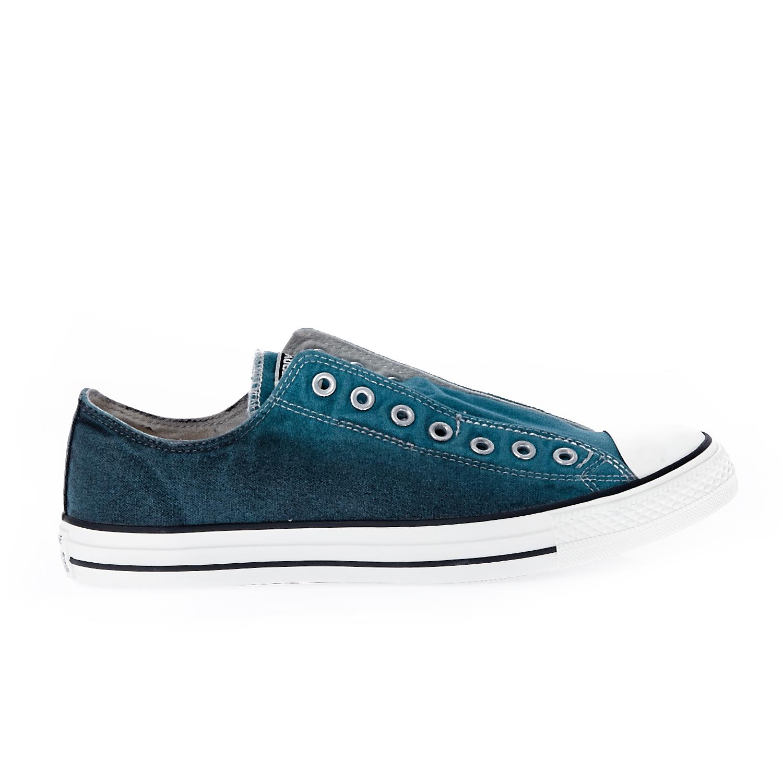 CONVERSE – Unisex παπούτσια Chuck Taylor All Star Slip Sli μπλε-πετρόλ