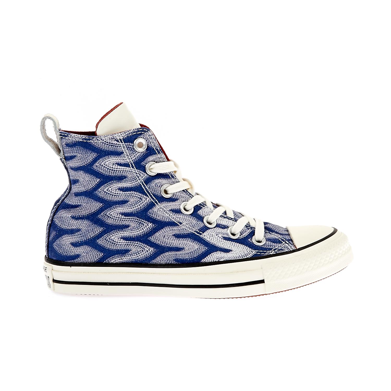 CONVERSE – Unisex παπούτσια Chuck Taylor All Star Hi μπλε