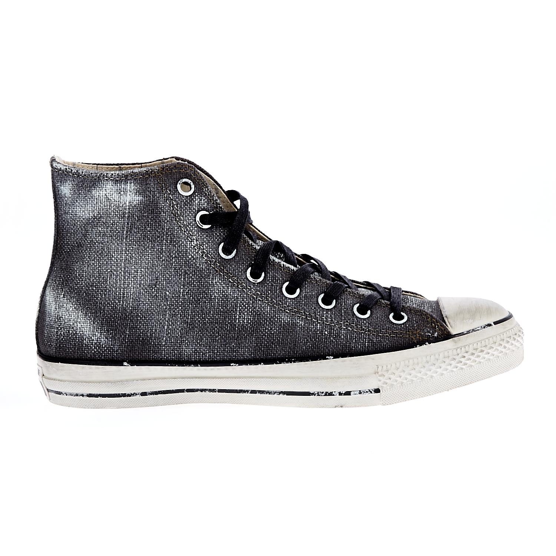CONVERSE – Unisex παπούτσια Chuck Taylor All Star Hi ανθρακί-μαύρα