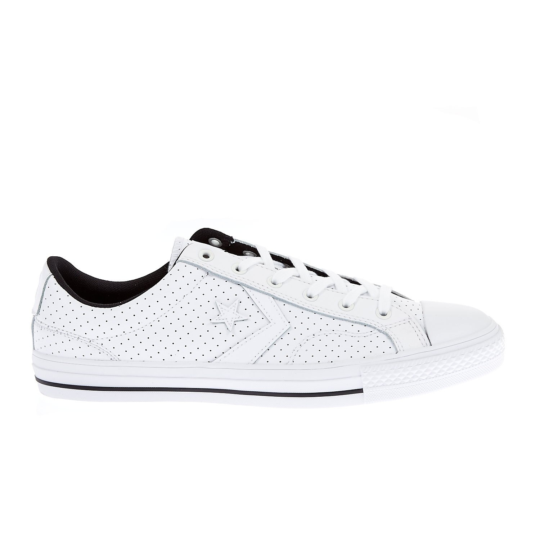 CONVERSE - Unisex παπούτσια Star Player Ox λευκά γυναικεία παπούτσια sneakers