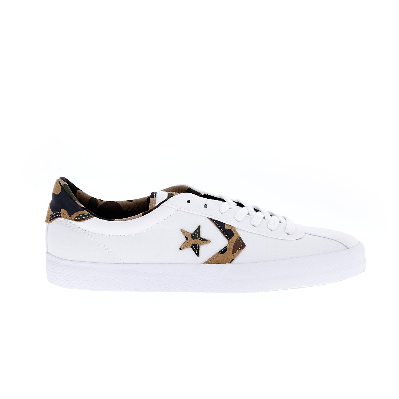 CONVERSE - Unisex παπούτσια Breakpoint Ox λευκά ανδρικά παπούτσια sneakers
