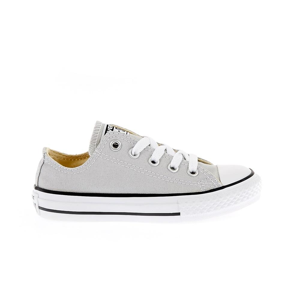 CONVERSE – Παιδικά παπούτσια Chuck Taylor All Star Ox γκρι