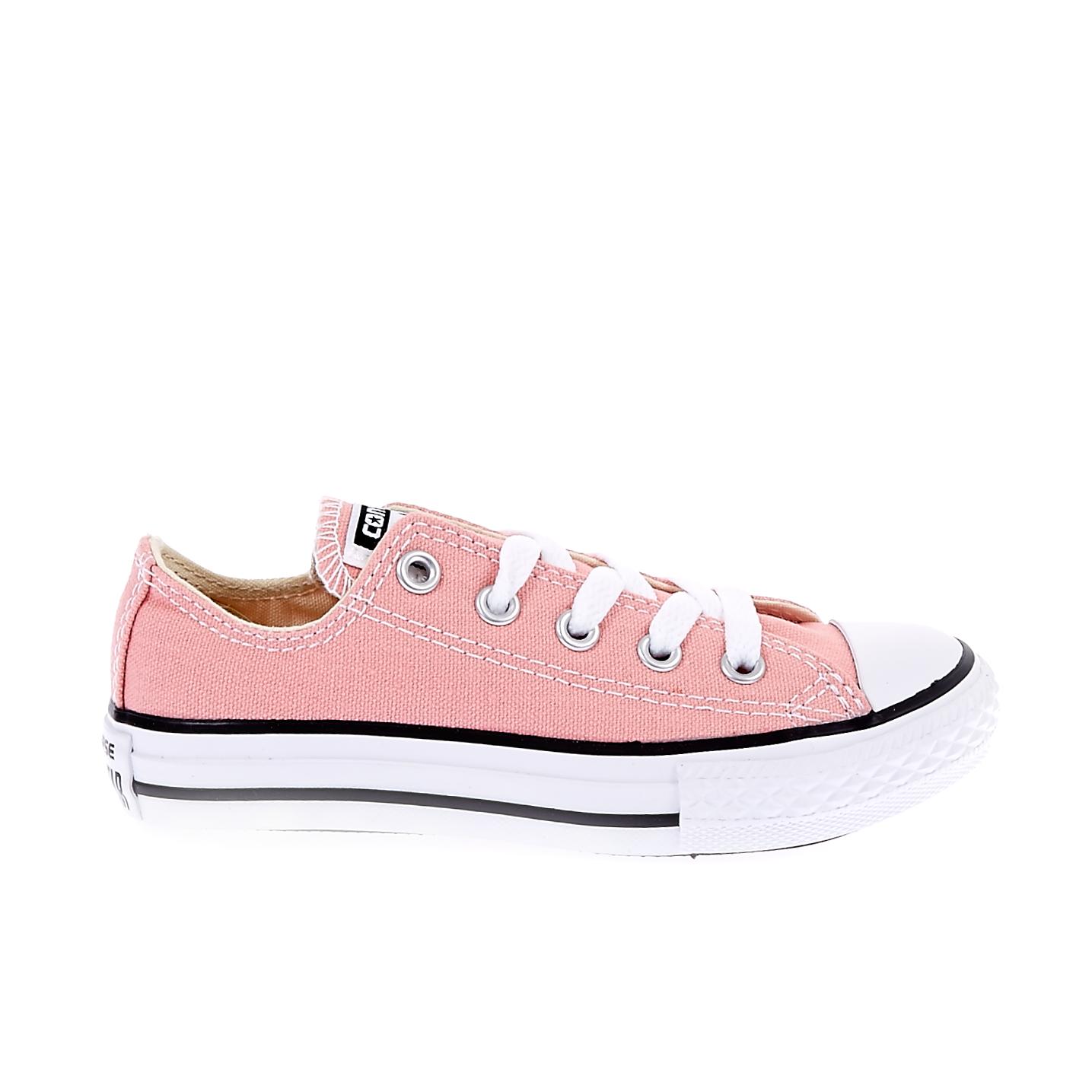 CONVERSE - Παιδικά παπούτσια Chuck Taylor All Star Ox ροζ 2e87026e3de